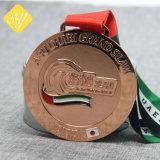 Cycle de haute qualité Champanion Médaille militaire de soccer personnalisé de métal