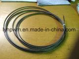 Personalizar el 99,95% el tungsteno puro Cable 7 acciones de 2,5 mm de diámetro desde Japón