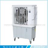 Dispositivo di raffreddamento di aria evaporativo dell'acqua smontabile 120L con telecomando