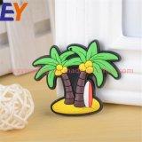 Magnete molle del frigorifero del PVC 3D di figura su ordinazione per Decoration&Promotional