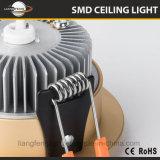 Riflettore di qualità superiore 5With7With9With12W dell'indicatore luminoso di soffitto del LED SMD Downlight