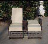 2018 горячей продавать диван, для использования вне помещений плетеной мебели плетеная Садовая мебель