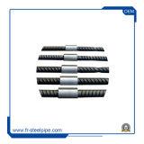 2018 Nuevo desarrollado paralelamente threaded steel acoplador rebar