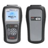車のための眺めのフリーズフレームデータAutel Maxilink Ml519 OBDのスキャンナーの診断コードの読取装置