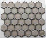 45*45mm Bienenwabe-sechseckige keramische Mosaik-Fliese für Dekoration