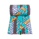 Più nuova vestiti stampati del turchese di disegni cera africana per gli uomini