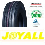 12r22.5 11r22.5 Joyallbrand 모든 위치 강철 레이디얼 TBR 트럭과 버스 타이어