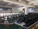 Iluminación profesional del color LED de la MAZORCA 4PCS*100W de la iluminación LED de la matriz de la luz ambarina de la anteojera