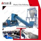 プラスチックPPのPEのフィルムのペレタイジングを施すラインペレタイジングを施す機械