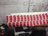 Machine d'impression de Flexo avec le découpage pour la cuvette de papier (COULEUR ZB-4)