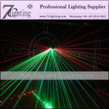 Etapa de 500MW de iluminación de rayo láser Rg Escaneo del sistema Show de iluminación