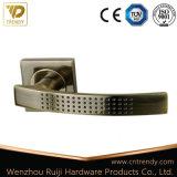 Qualitäts-hölzerner Tür-Verschluss-Aluminiumgriff (AL217-ZR23)