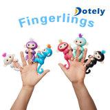 Het originele Stuk speelgoed Boris van de Aap van de Baby van Jonge vissen Interactieve door Wowwee Finger Motie