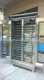 La fabbrica calda di vendite di Hongling fornisce un terreno comunale Proofer dei 32 cassetti