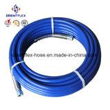 Flexible hohe Pressue Faser-Flechten-Gummischlauch (SAE100 R7/R8)