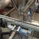 注入口に投薬する半自動化学スパイスのコーヒー粉のオーガーの充填機