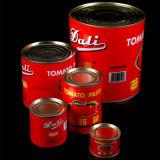 Заготовленных томатной пасты