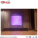 Guter verwendeter LED-Bildschirm-Rahmen-Binder-Standplatz für Reklameanzeige-Ereignis