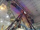 Parc de loisirs de jouets de jeu extérieur merry go round Ferris roue