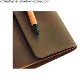 Ordinateur portable en cuir de style vintage PU Journal Journal de voyage