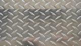 나침의 5 바 선반 미러 완료를 가진 알루미늄 Checkered 보행 장 코일