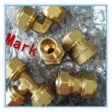 Instalaciones de tuberías de cobre amarillo de la plomería del buen precio