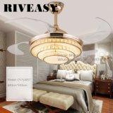 70W tipo clásico moderno lámpara del ventilador de techo