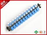 12 Faser LC-Singlemode Adapter-Streifen 6 Duplex-Abdruck der LC-Kanal-LGX