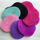Masque en silicone Customed brosses, silicone nettoyant Brosse brosse de maquillage