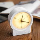 3개 수준 광도 조정가능한 테이블 Charing 자명종 LED에 의하여 조명되는 시계