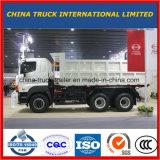 Vrachtwagen Van uitstekende kwaliteit van de Stortplaats van Hino van Hotsale de Op zwaar werk berekende 6X4 voor Verkoop