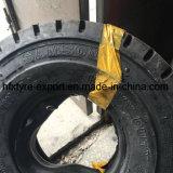 포크리프트 타이어 600-9 700-12 825-15 진보적인 상표 OTR 타이어 관 타이어