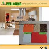 Placa de MGO laminado HPL Wellyoung