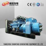 Высокая производительность 400 ква Mtu электрического питания дизельного генератора с AVR