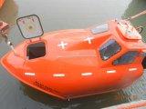 Barco salva-vidas marinho da queda livre do MED do SOLAS (capacidade: 15-90P)