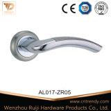 Handvat van de Klink van het Slot van de Hardware van de Deur van het Aluminium van Zamak het Interne (AL009-ZR03)