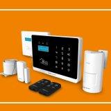 Impianti antifurto senza fili di obbligazione di GSM WiFi