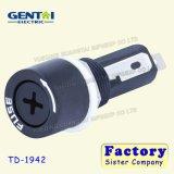 Suporte quente do fusível do parafuso do círculo de venda para o vidro 5*20mm/6*30mm