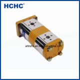 굴착기를 위한 고압 유압 두 배 기어 펌프 Cbwlgy1
