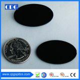 filter van het Glas van de Kleur van 5X5mm de Met een laag bedekte Optische BandOd4 405nm