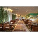 놓이는 최신 현대 나무로 되는 다방 대중음식점 가구 (KL R02)