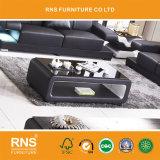 D908un style moderne avec mobilier de maison de luxe canapé en cuir véritable