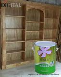 Couleur neutre revêtement de meubles en bois Peinture réel