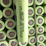 Batteria ricaricabile dello Li-ione della Banca dei Regolamenti Internazionali 18650 3.7V 2600mAh