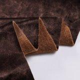 Ткань софы бархата новой модели самая дешевая делая материал (FHP006)