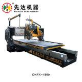 Xianda Dnfx-1800 Stein, der die Maschine umsäumt Zeile, Grenze ein Profil erstellt