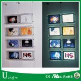 Знак светлой коробки СИД акриловый с сертификатом Ce/UL/PSE/SAA
