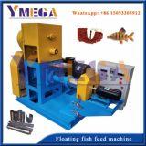 ナイジェリアの乾式の浮遊魚の供給の押出機機械