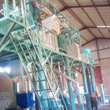 Fábrica de tratamento do moedor dos grãos de milho do moinho da fábrica de moagem do milho