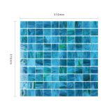 Baumaterial-Glasmosaik-Fliese für Dekoration